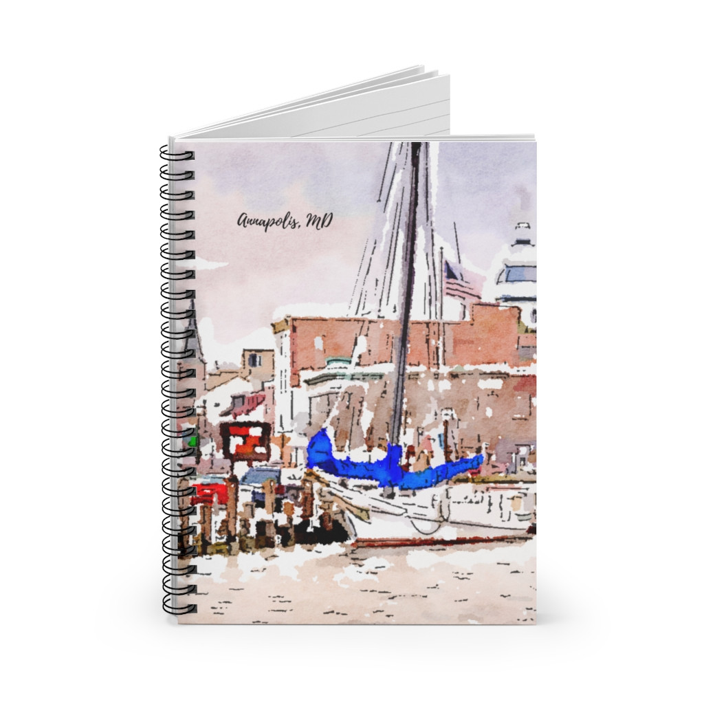 Annapolis Waterfront Notebook