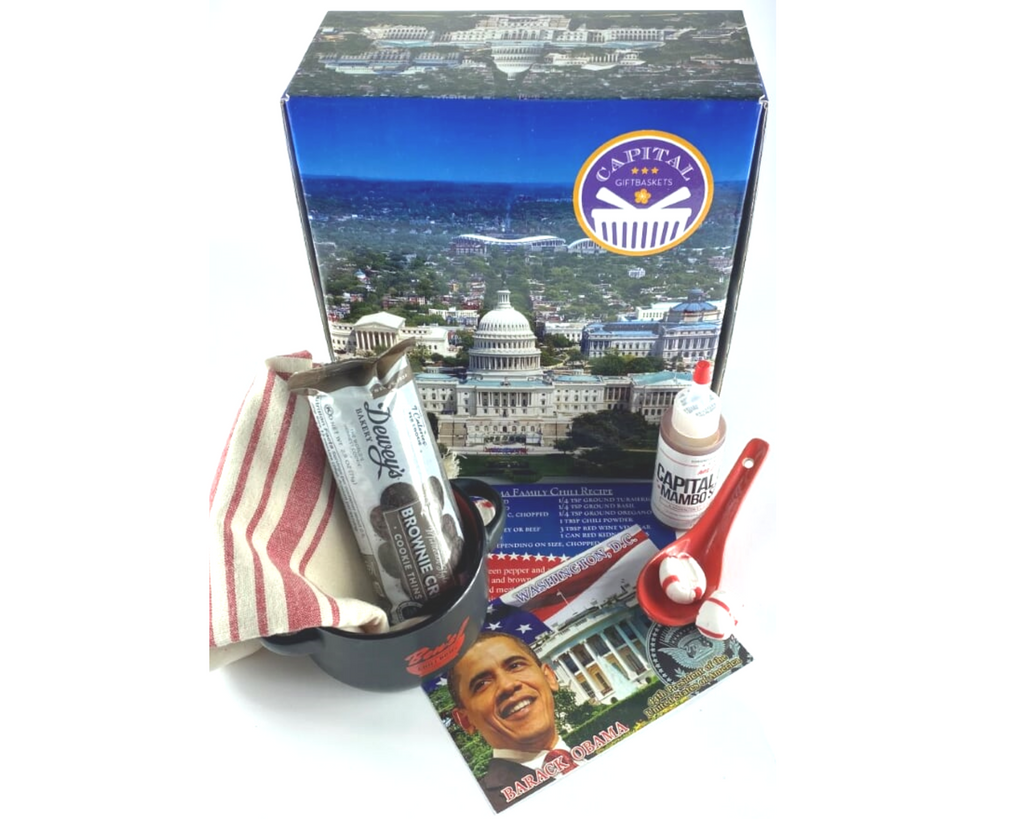A Capital Greeting - Free Shipping
