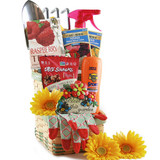 Green Thumb: Gardening Gift Basket