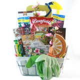 Tiptoe Through The Tulips: Gardening Gift Basket