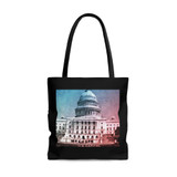 US Capitol Tote Bag (Large)-Free Shipping
