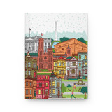 DC Capital Area Hardcover Journal - Free Shipping
