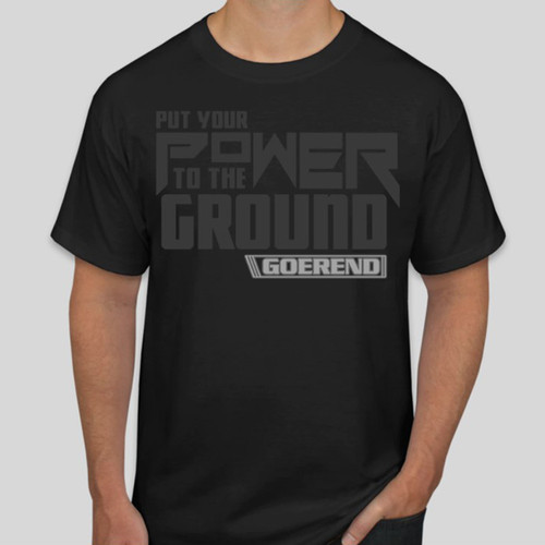 Power to the Ground T-Shirt