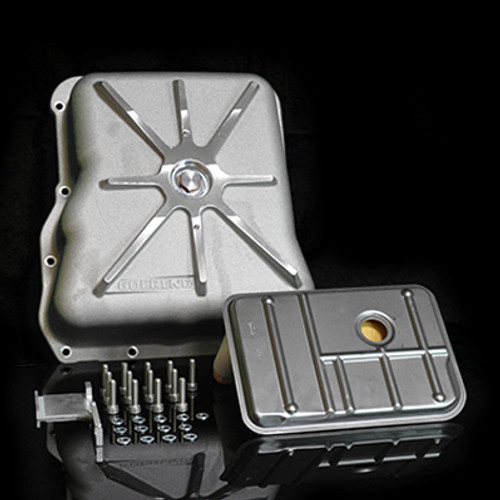 Goerend Allison 1000 Transmission Pan Kit with Filter & Filter Lock