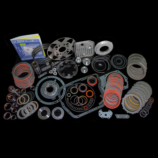 48RE GT2 Master Rebuild Kit