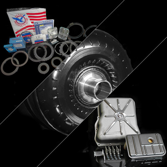 Allison 1000 Five Speed Master Rebuild Kit