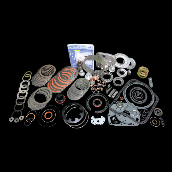 48RE GT3 High Horsepower Master Rebuild Kit