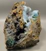 Drusy Chrysocolla Crystal Rock Mineral Specimen Druse 2 3