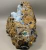 Drusy Chrysocolla Crystal Rock Mineral Specimen Druse 2 4