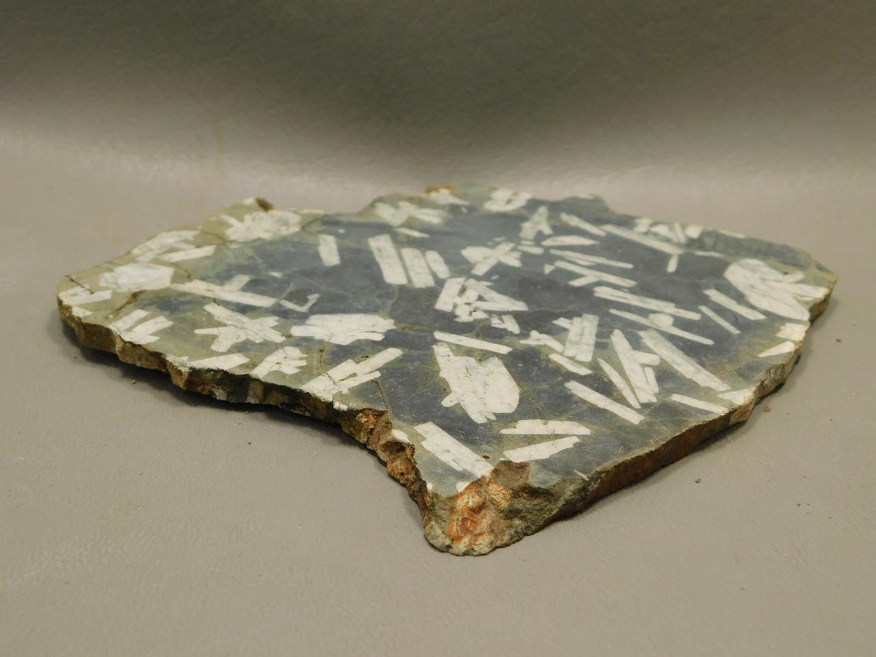 Chinese Writing Rock Stone Slab Unpolished Rough Rock California #O5
