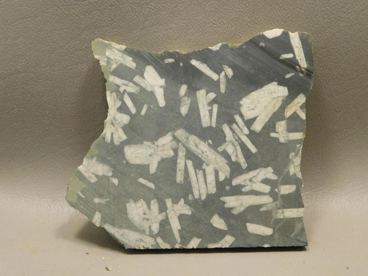 Chinese Writing Rock Stone Slab Unpolished Rough Rock California #O8