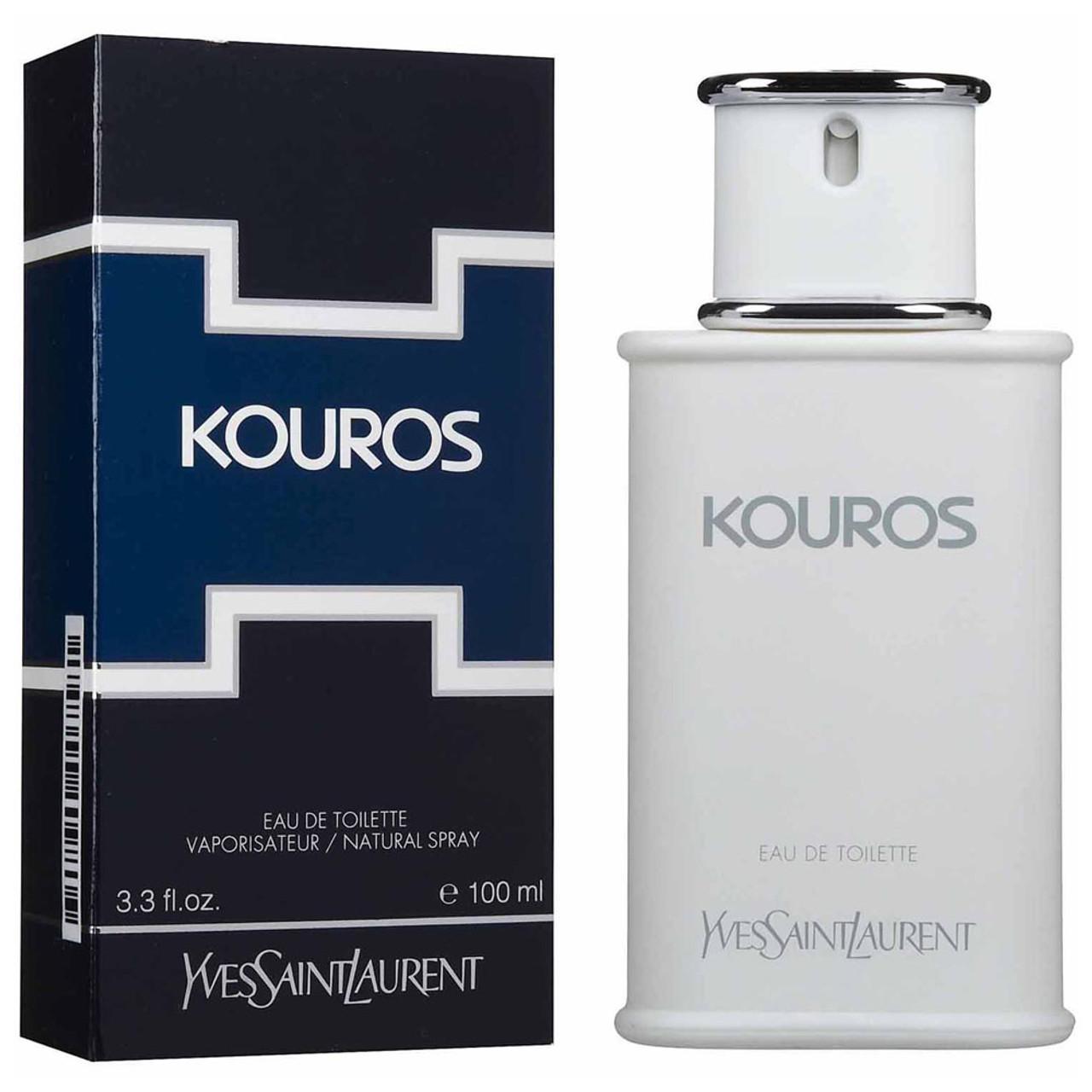 11943408255 Yves Saint Laurent Kouros eau de toilette spray 3.3 oz - Perfume Depot