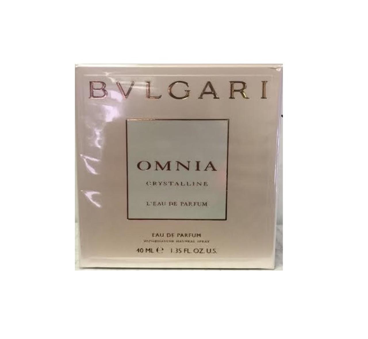 Bvlgari Omnia Crystalline Leau De Parfum Eau De Parfum Spray 135