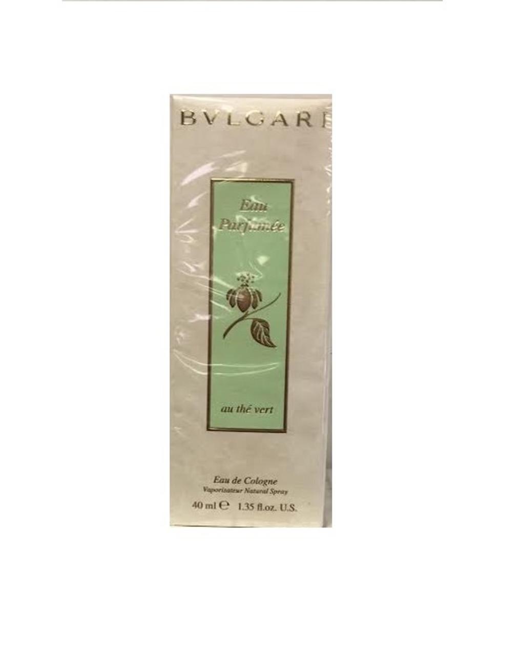Bvlgari Eau Parfumee Eau De Cologne Unisex Spray 135 Oz Perfume Depot