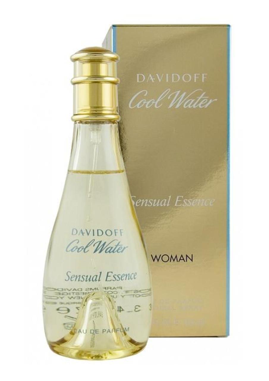 Davidoff Cool Water Sensual Essence Eau De Parfum Spray 34 Oz