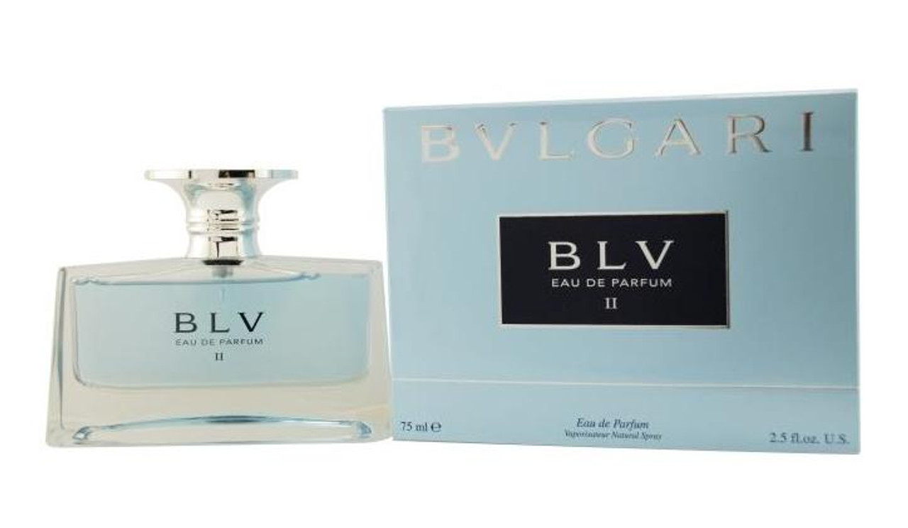 Bvlgari Blv 2 Eau De Parfum Spray 25 Oz Perfume Depot