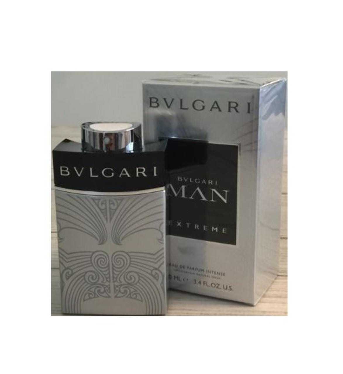 Bvlgari Man Extreme Intense Eau De Parfum Spray 34 Oz Perfume Depot