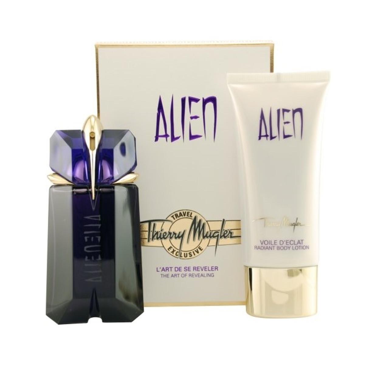 Thierry Mugler Alien 2 Piece Travel Set Perfume Depot