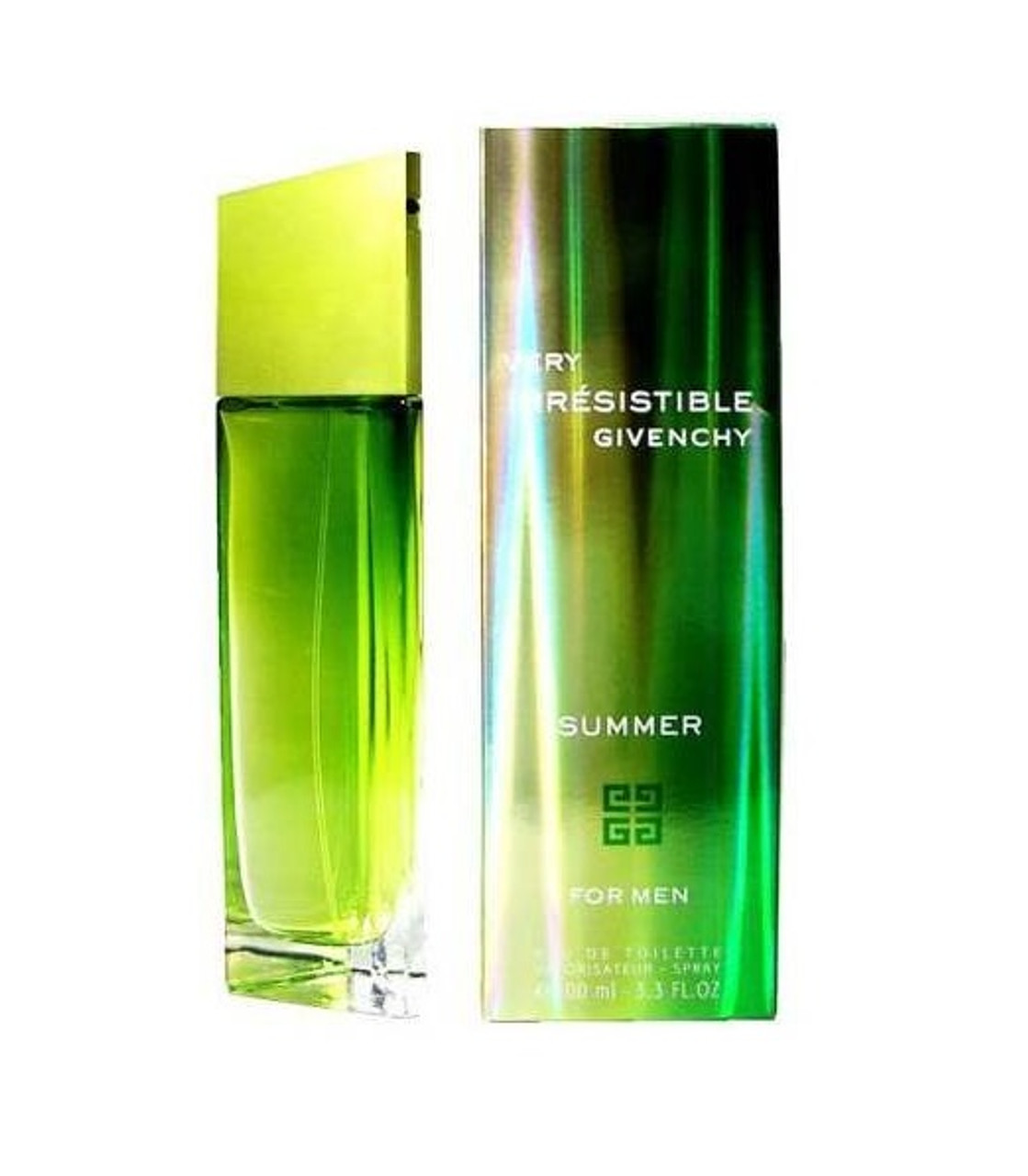 Givenchy Very Irresistible Summer 2006 Eau De Toilette Spray 33 Oz