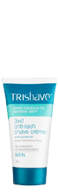 TRAVEL SIZE Mini TriShave 3in1 Anti-Rash Shave Creme - Men 30g