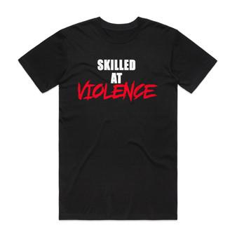 SKILLED AT VIOLENCE