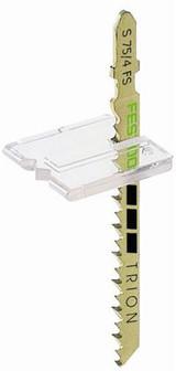 Festool FES-490120 Jigsaw Splinterguard, 5-Pack