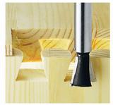 Festool FES-490992 Dovetail Bit, Carbide 14.3mm