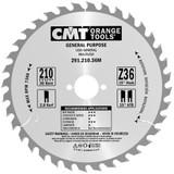 CMT Orange Tools CMT-29121036M General Purpose For Festool 210 MM x36 30 MM Bore