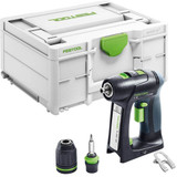 Festool FES-576439 C 18 Cordless Drill BASIC with Systainer3