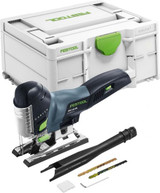 Festool FES-576522 PSC 420 EB Cordless Carvex Jigsaw BASIC w/ Systainer3