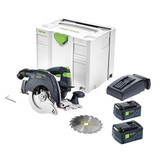 Festool FES-576818 HKC 55 Cordless Track Saw PLUS