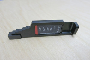 Imperial Thickness Gauge for Domino DF500