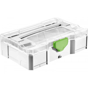 MINI T-LOC Systainer W/ Transparent Lid