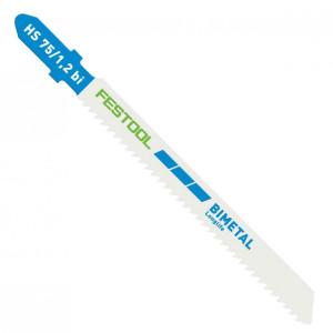 Festool Jigsaw Blades HS 75/1.2 For Metal Cutting