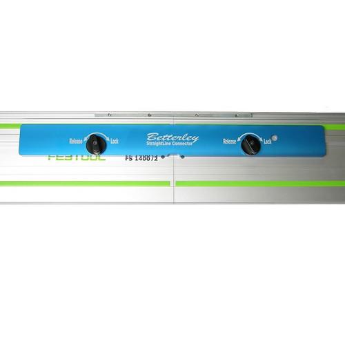Betterley Industries BET-SLC23 Straightline Guide Rail Connector (Festool/ Makita/ Dewalt)