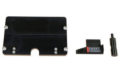 Seneca Woodworking SW-MK01 Small Mortise Kit for Festool Domino