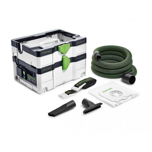 Festool FES-575280 CT SYS Mobile HEPA Dust Extractor (2018 Model)