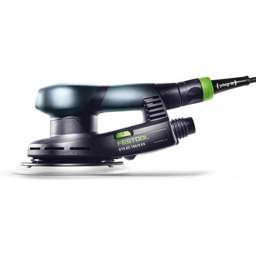 ETS EC 150/5 EQ Compact Brushless Finish Sander (2018 Model)