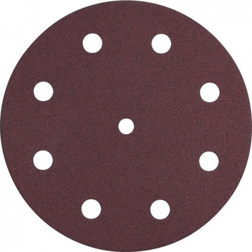 Saphir Abrasives for ETS 125 / RO 125 / ETS EC 125 Sanders, 24-80 Grit, 25-Pack