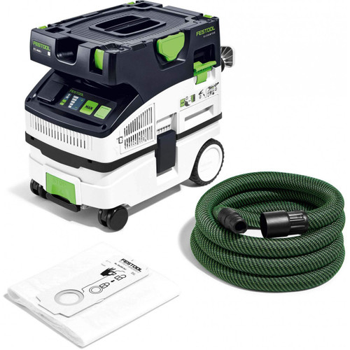 Festool FES-574845 CT MINI I HEPA Bluetooth Dust Extractor (2019 Model)