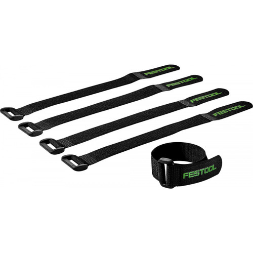Festool FES-205294 Plug-It Cable and Hose Velcro Straps - 5-Pack