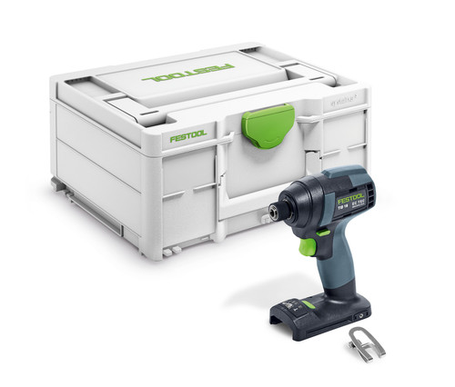 Festool FES-576479 TID 18 Cordless Impact Driver - Basic (Tool Only in Systainer3)