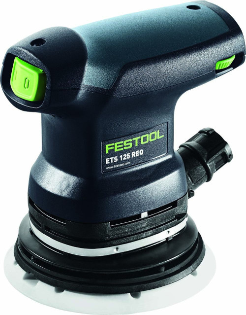 "Festool FES-576070 ETS 125 REQ 125mm (5"") Random Orbital Sander W/ NEW Systainer 3"