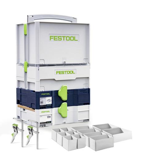 Festool FES-576913 Limited Edition Systainer Installer's Set