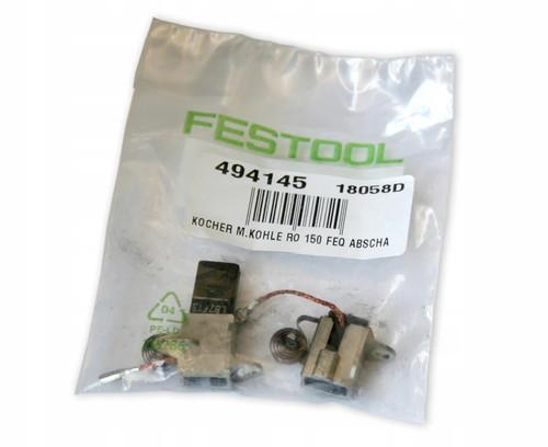 Festool FES-494145 Set Brushes For RO150