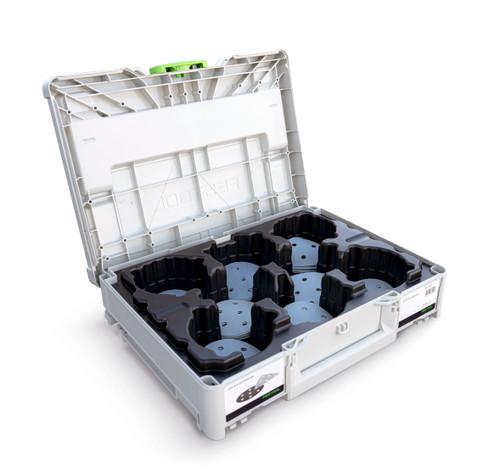 Festool FES-577127 Systainer3 Abrasive Set SYS-STF D90/93 V GR Set