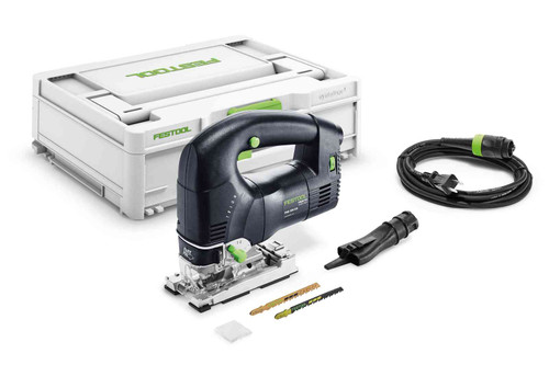 Festool FES-576049 TRION PSB 300 Eq-Plus Top Jigsaw Sys3