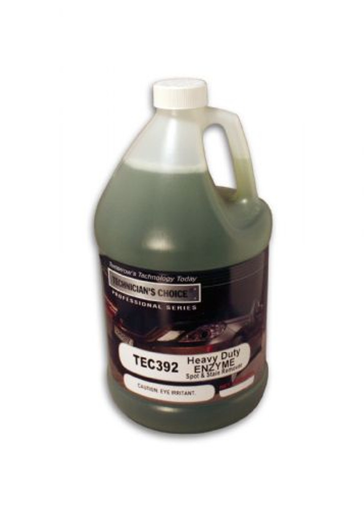 Heavy Duty Enzyme Spot & Stain Remover