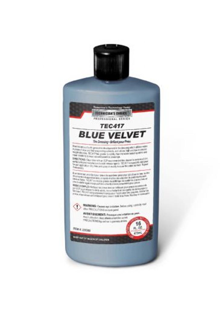 Blue Velvet Tire Dressing