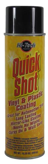 Quick Shot Vinyl Coating